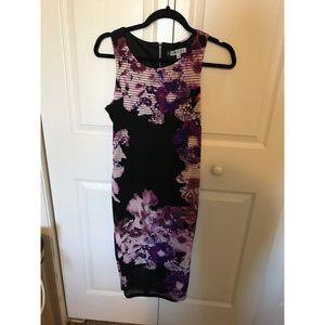 Jennifer Lopez collection body-con dress